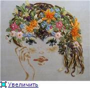 Ищу девушку с волосами из цветов, вышитых лентми 1b93b8071ec3t