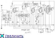 "1941 год. Радиоприемник "" VEFSUPER B417"". (VEF). E1062850dac7t"