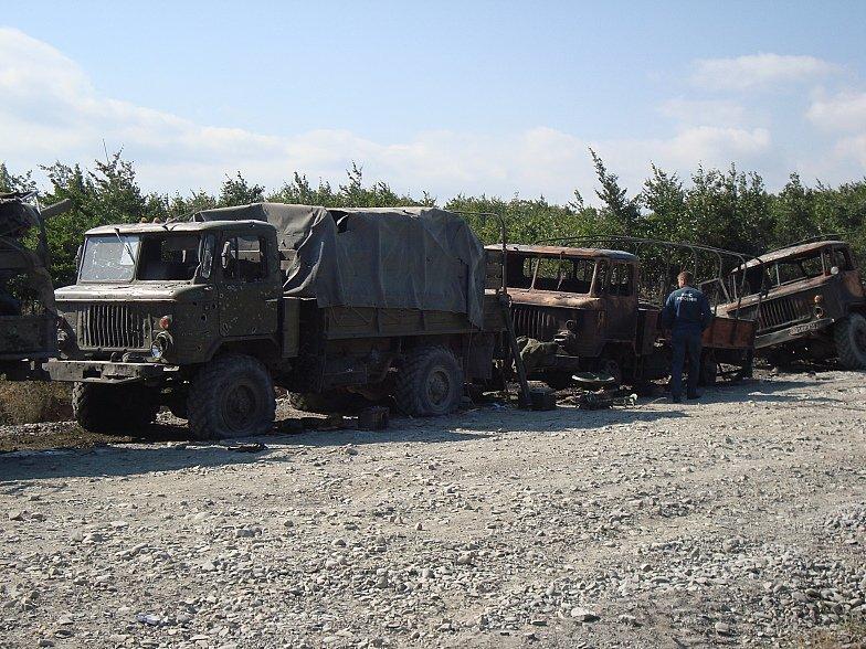 2008 South Ossetia War: Photos and Videos 32d875909b2e