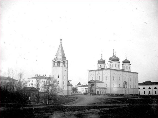 Старый-новый Нижний Новгород. 28e26c40baf3