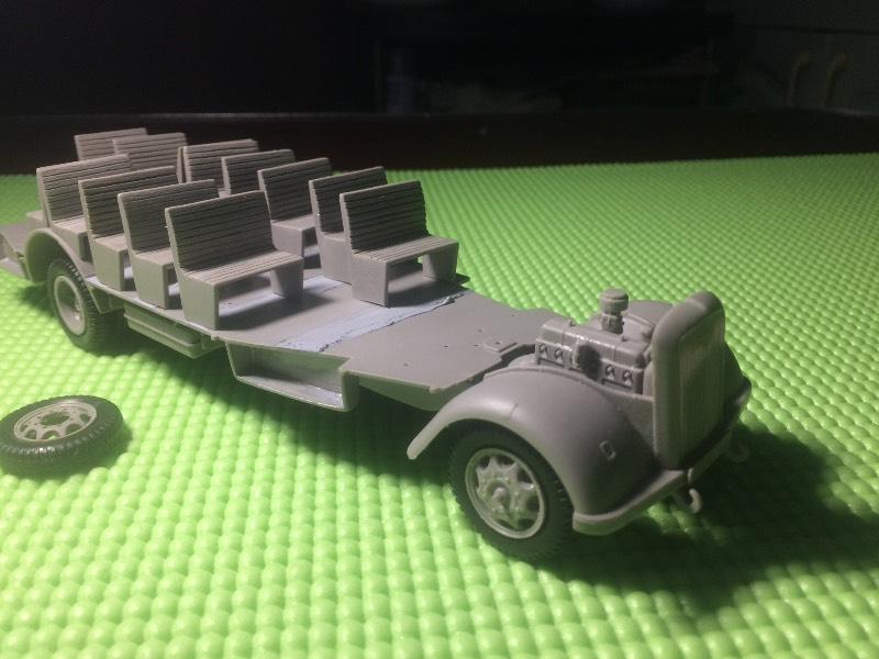 RODEN Opel 3,6-47 Omnibus w39 Ludewig Ab4fa6f4898e
