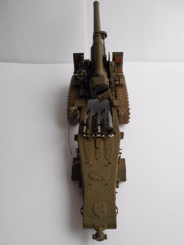 Советская 203-мм гаубица Б-4 1/35 (Alan №3522) - Страница 2 65c8390eaead
