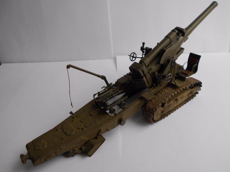 Советская 203-мм гаубица Б-4 1/35 (Alan №3522) - Страница 2 5ee208b44dff
