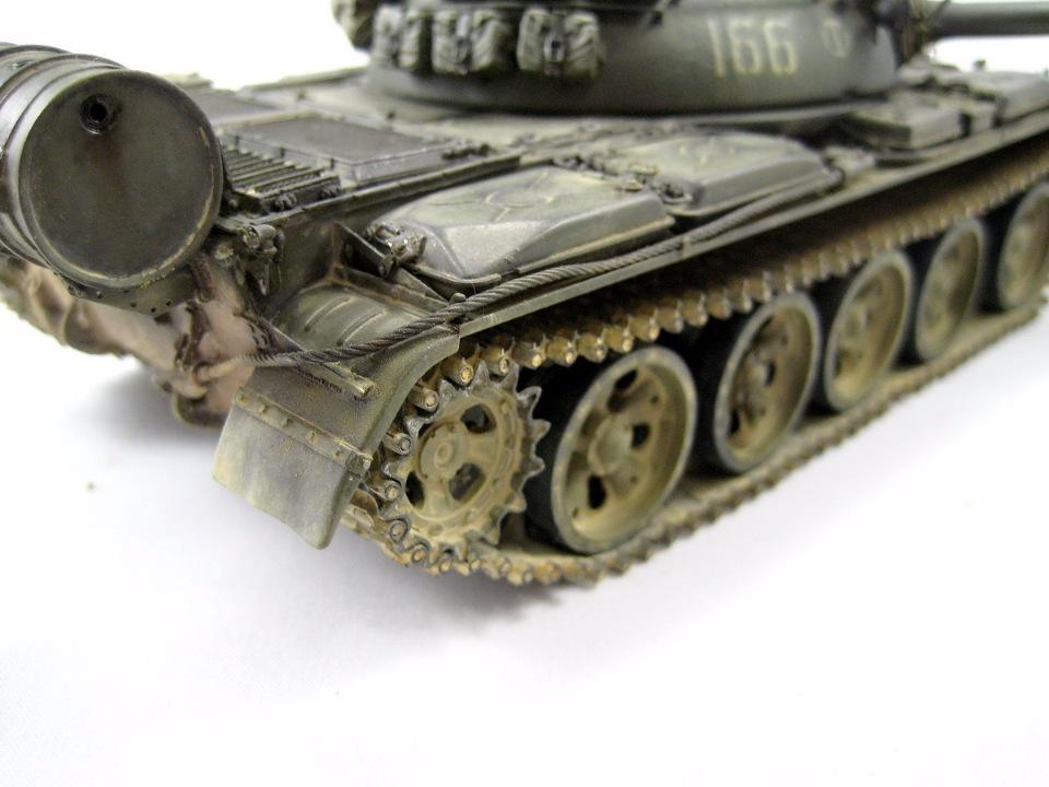 Т-55. ОКСВА. Афганистан 1980 год. - Страница 2 70d225066668