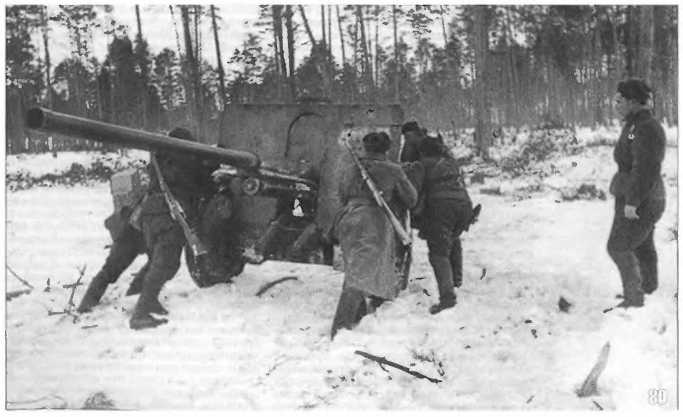 76-мм Дивизионная пушка Ф-22 обр.1936г., 1/35, (ICM 35702). 752714205f7f