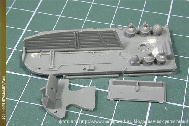 МИ-24В/ВП Звезда, сборка от БТТ шника 7435f121d652