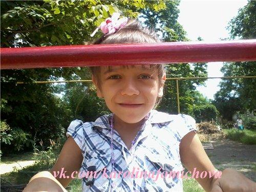 Каролина Фомичева, 7 лет, легкая форма ДЦП 6007fc40e7e0