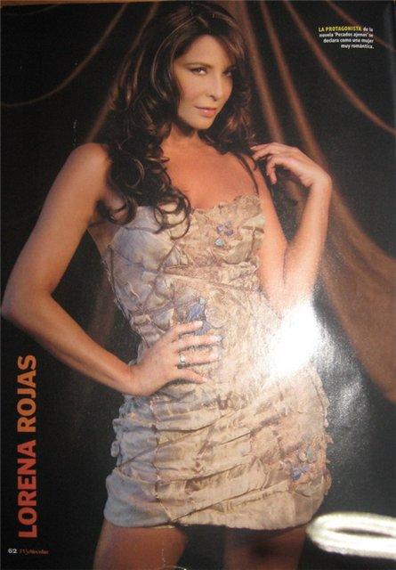 Лорена Рохас/Lorena Rojas - Страница 2 Aa93996d3eed