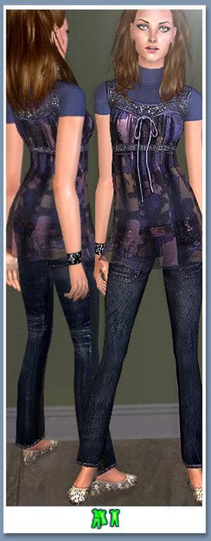 Повседневная одежда (комплекты с брюками, шортами) E57421cf40ea