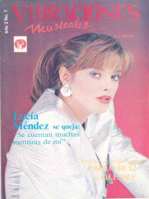 Лусия Мендес/Lucia Mendez 4 - Страница 5 Ec7c5fc885d4