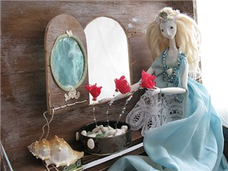 Волшебные куклы Алисы Баженковой! Ae923cae13e2