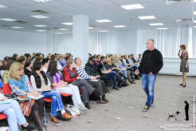 Джерард О'Ши - семинары по хендлингу и ринговой дрессировке в России 60d96e155f4e