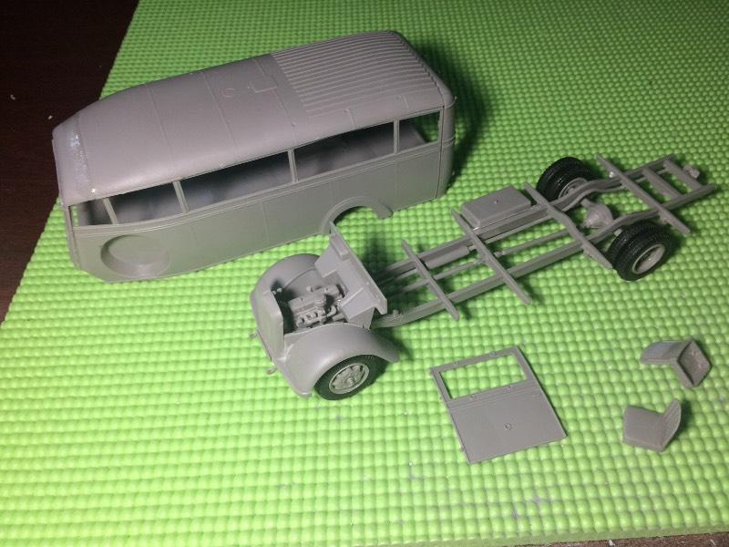 RODEN Opel 3,6-47 Omnibus w39 Ludewig 7db3d3e7429e