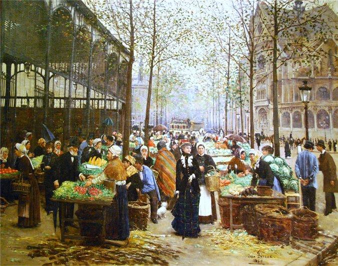 Жан Беро (1848-1935) 87dc4374c025t