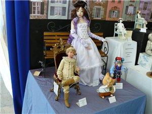 Время кукол № 6 Международная выставка авторских кукол и мишек Тедди в Санкт-Петербурге - Страница 2 1c2e9ca9d2b6t