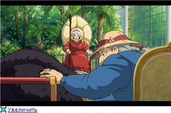 Ходячий замок / Движущийся замок Хаула / Howl's Moving Castle / Howl no Ugoku Shiro / ハウルの動く城 (2004 г. Полнометражный) 63904cec41ect