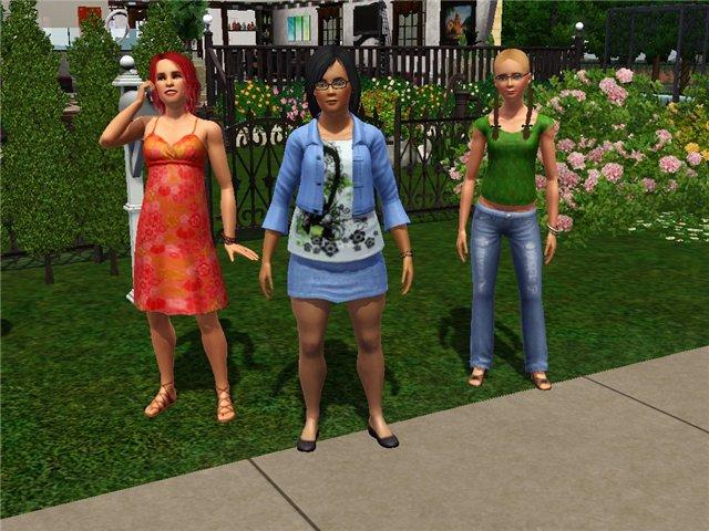 The Sims 3-Клоун-пати 361af3e7e12e