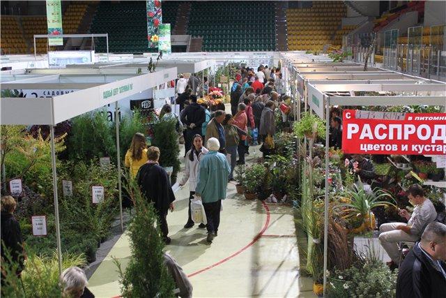 XIX Международная выставка Ландшафт и Приусадебное хозяйство-2012 21ce2d7b70ab