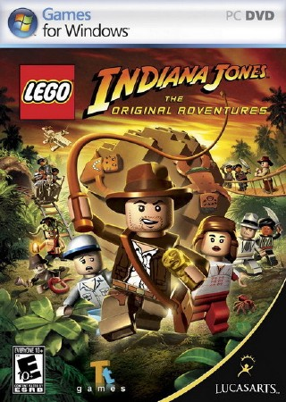 Lego Indiana Jones (2008/ENG/RUS/PC) | 588d8242fd7b