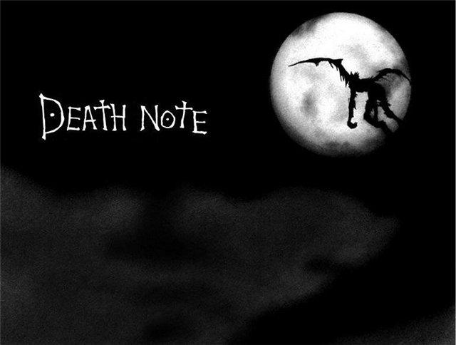 Death Note 7d4695cd0d2e