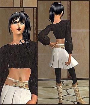 Повседневная одежда (платья, туники, комплекты с юбками) 4a52d7b5e827