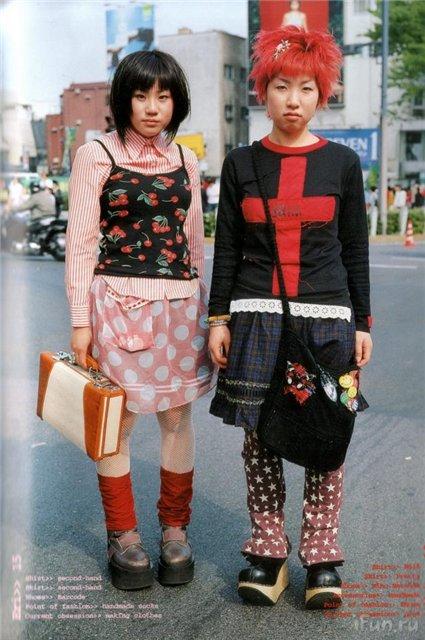 Японская мода ^^ 2827947a17ba