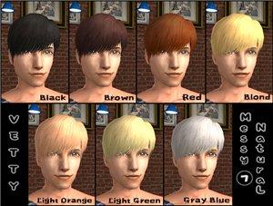 Мужские прически (короткие волосы, стрижки) - Страница 6 A1d5f131f981