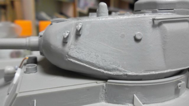 КВ-85, 1/35, (Восточный Экспресс 35102). Edd5635eee5d