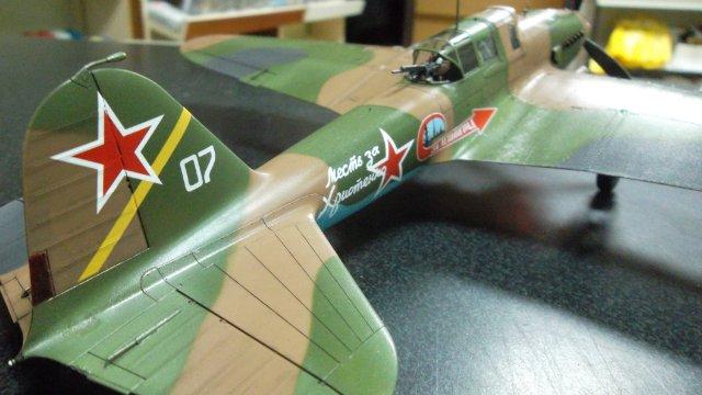 Ил-2, масштаб 1/48, (Tamiya 61113). 99b4f80120fe