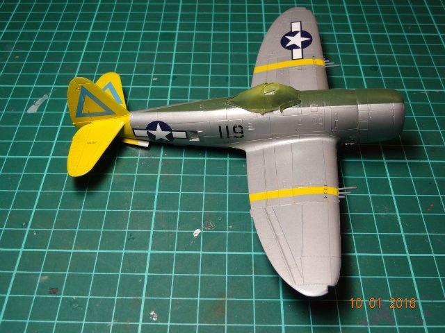 P-47 Тандерболт 1/72 - Страница 2 325153169c99