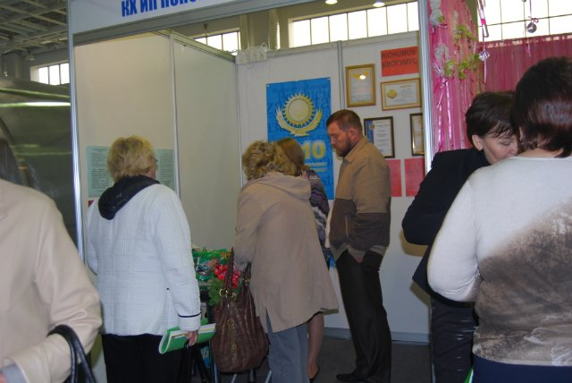Международная выставка цветов AstanaFlorExpo - 2011 49b0c4646bb8