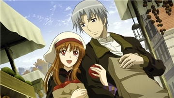 Волчица и пряности / Spice and Wolf / Ookami to Koushinryou (2008 - 2009 гг. 2 сезона) Be5791a1bca8