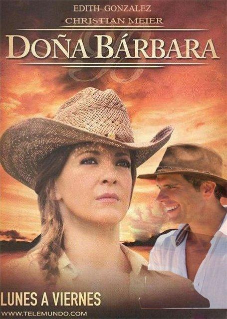Донья Барбара / Doña Bárbara - Страница 2 4d744a27e504