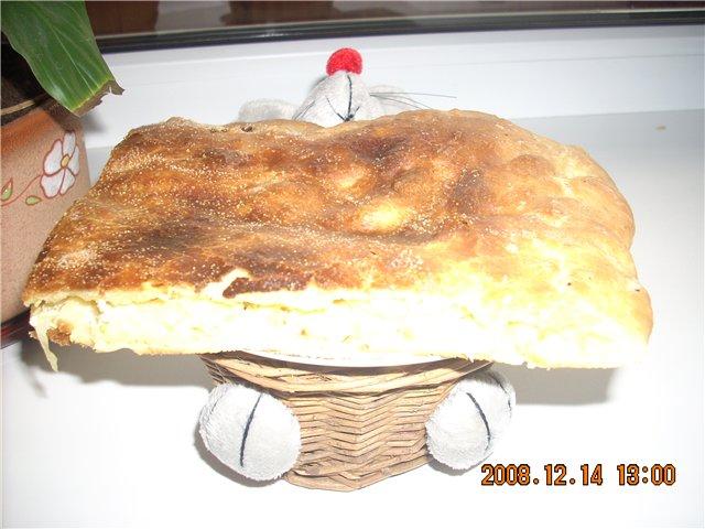 Пирожки и пироги с капустой C82fde53feb0