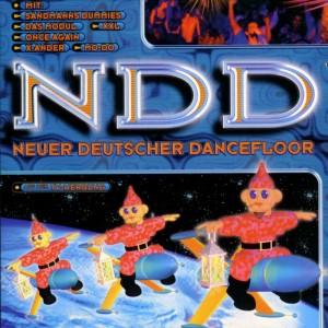 VA - NDD - Neuer Deutscher Dancefloor Vol. 1-4 320Kbps 1995-1996 A1474c08bcad