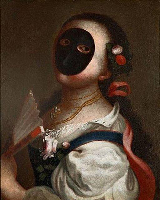 Венецианские маски 0ee6045460c6