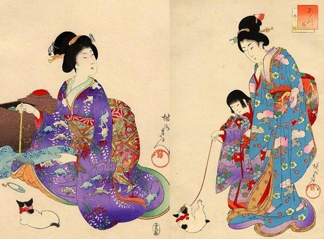 Японское искусство Fd36e767332f