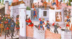 Каркассон (франц. Carcassonne) - город-крепость. 5b2a016e070e
