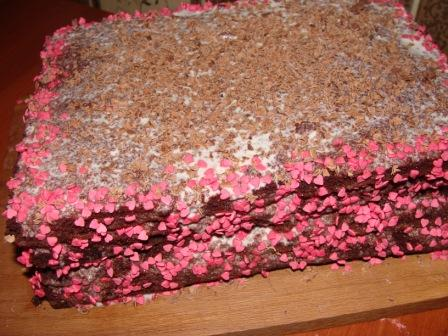 "Торт ""Шоколад на кипятке"" 3cef0b70d724"