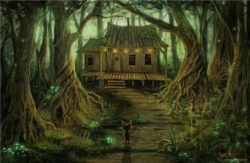 Дом-на-болоте C9c4f266da5f