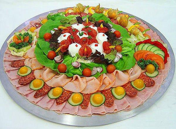 Фотоподборка оригинально оформленных блюд 746004956c42