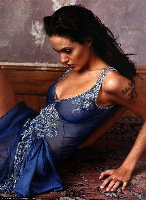 Анжелина Джоли / Angelina Jolie - Страница 2 59c231068d16