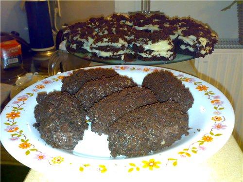 Шоколадное пирожное 4008862c3a98