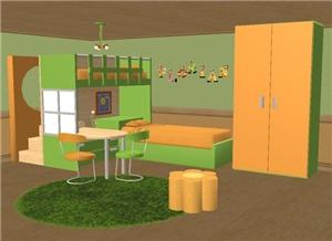 Комнаты для детей и подростков - Страница 2 2d2e11898733