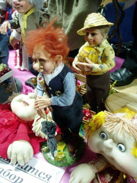 Выставка кукол в Запорожье 81ebf8faca6d
