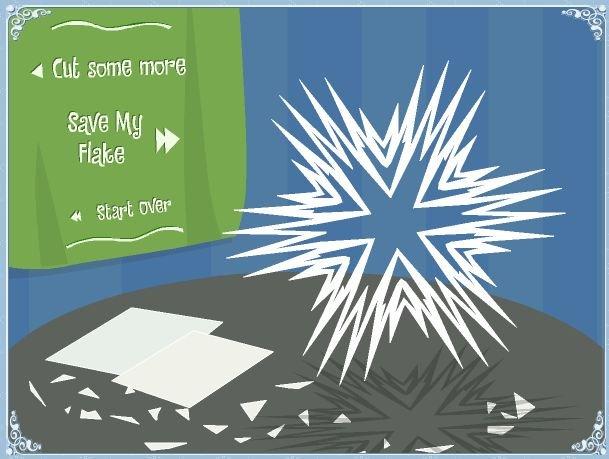 Зимнее рукоделие - вырезаем снежинки! - Страница 3 6eceac34ffb1
