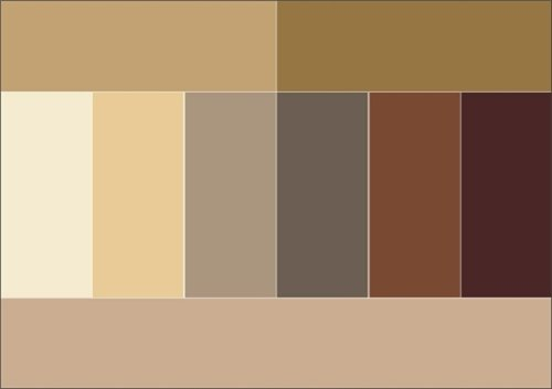Как правильно сочетать цвета в одежде 5c7e3f2e1922