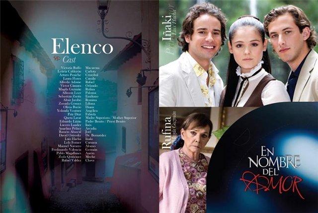 Во имя любви/En Nombre del Amor - Страница 2 F161f9a433d6
