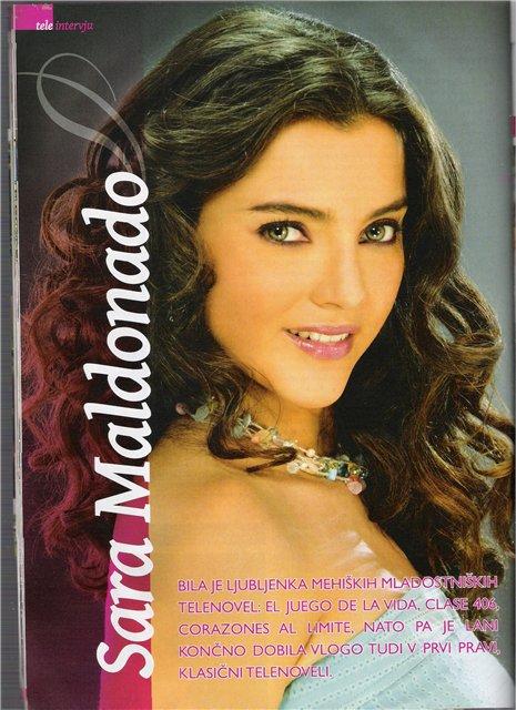Сара Мальдонадо/Sara Maldonado D41c616c82d0
