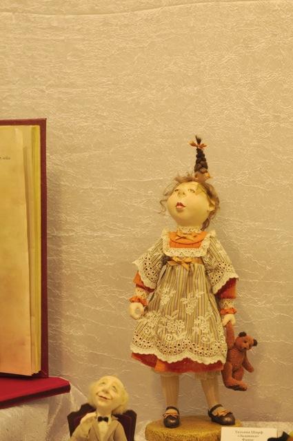 Международная выставка мишек тедди и кукол в Москве Ce49394ed78f